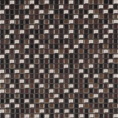 Jasba NATURAL GLAMOUR chestnut bronze-mix 12x12x6.5 mm