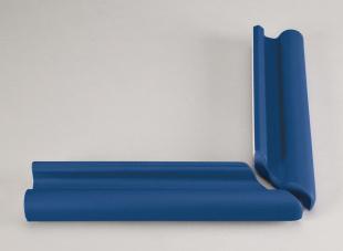 Внешний уголок (пара) 236x56x20/12.5 мм