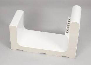 Переливной желоб Silent 119x295x200/140 мм