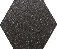 Zahna fliesen Schwarzmix 88 Hexagon 100/115x18 мм
