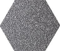 Zahna fliesen Orinocco 83 Hexagon 100/115x18 мм