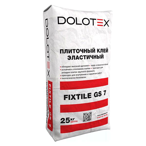 Клей для плитки Dolotex FIXTILE GS 7 25 кг.