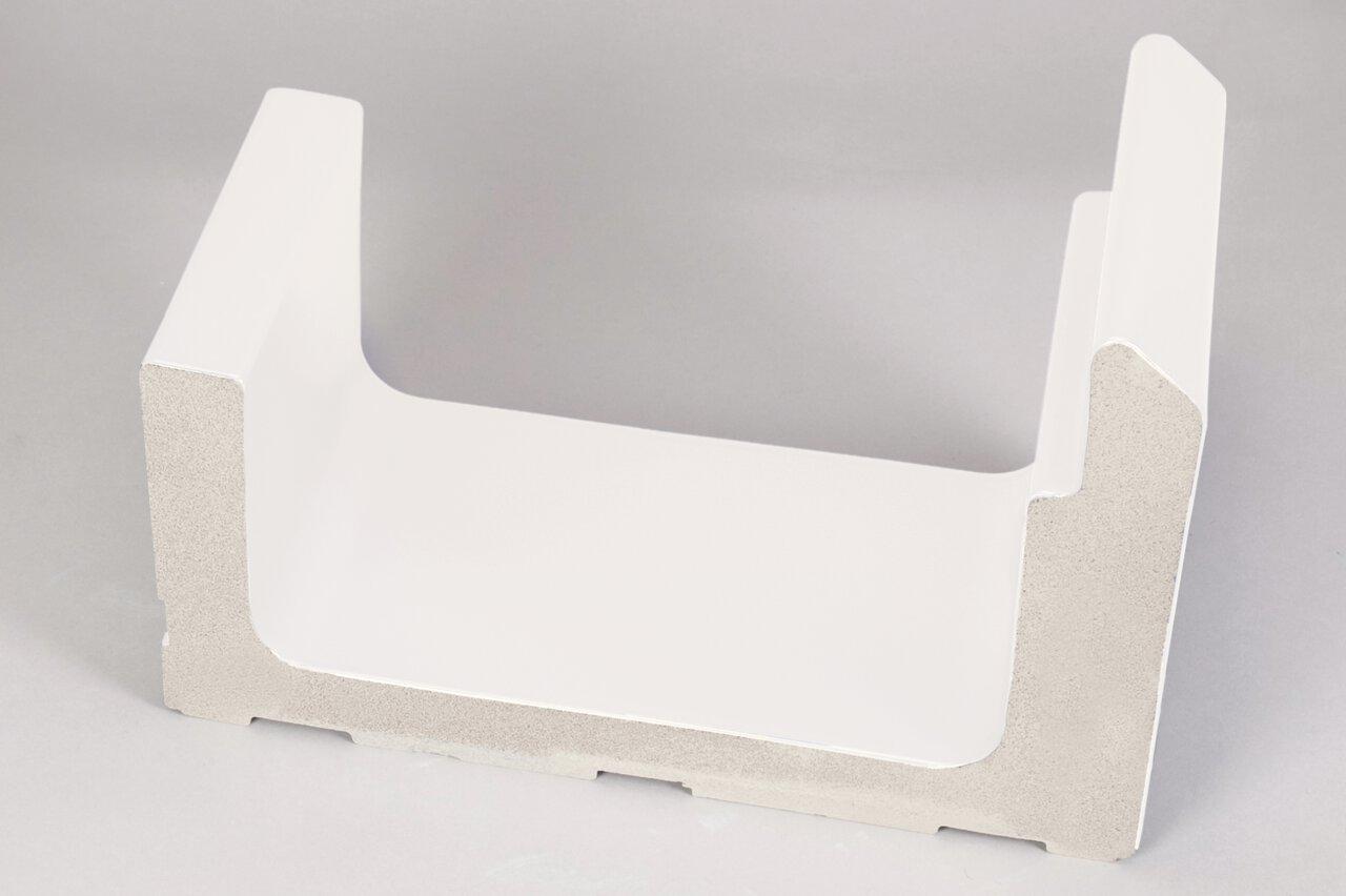 Переливной желоб Stil 119x295x138/194 мм