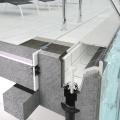 Berlin система рукохватов для бассейнов