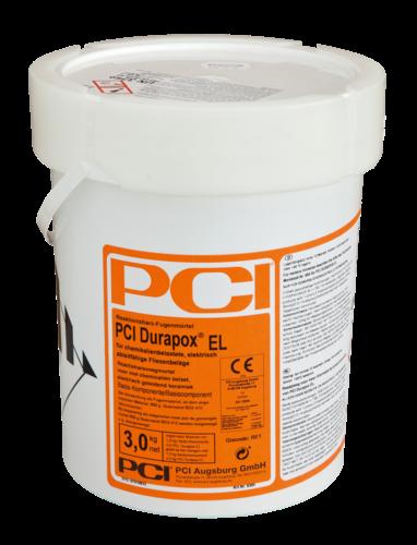 Клей для укладки токопроводящей плитки  PCI Durapox EL 4 кг