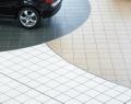 Плитка для автосалонов и СТО