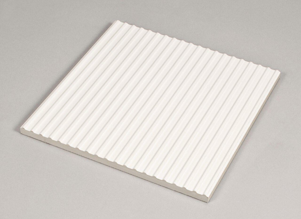 Рифленая плитка 244x244x12.5 мм
