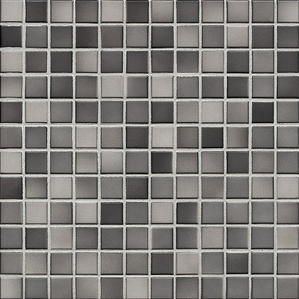 Jasba FRESH medium grey-mix glossy 24x24x6,5 mm 41204H