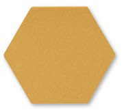 Argelith 400 Sand yellow 108x125x18 мм