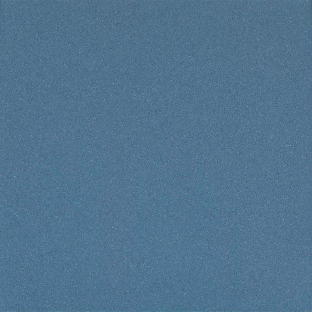 Zahna Fliesen quadrat 09 blau uni 150x150x11 мм.