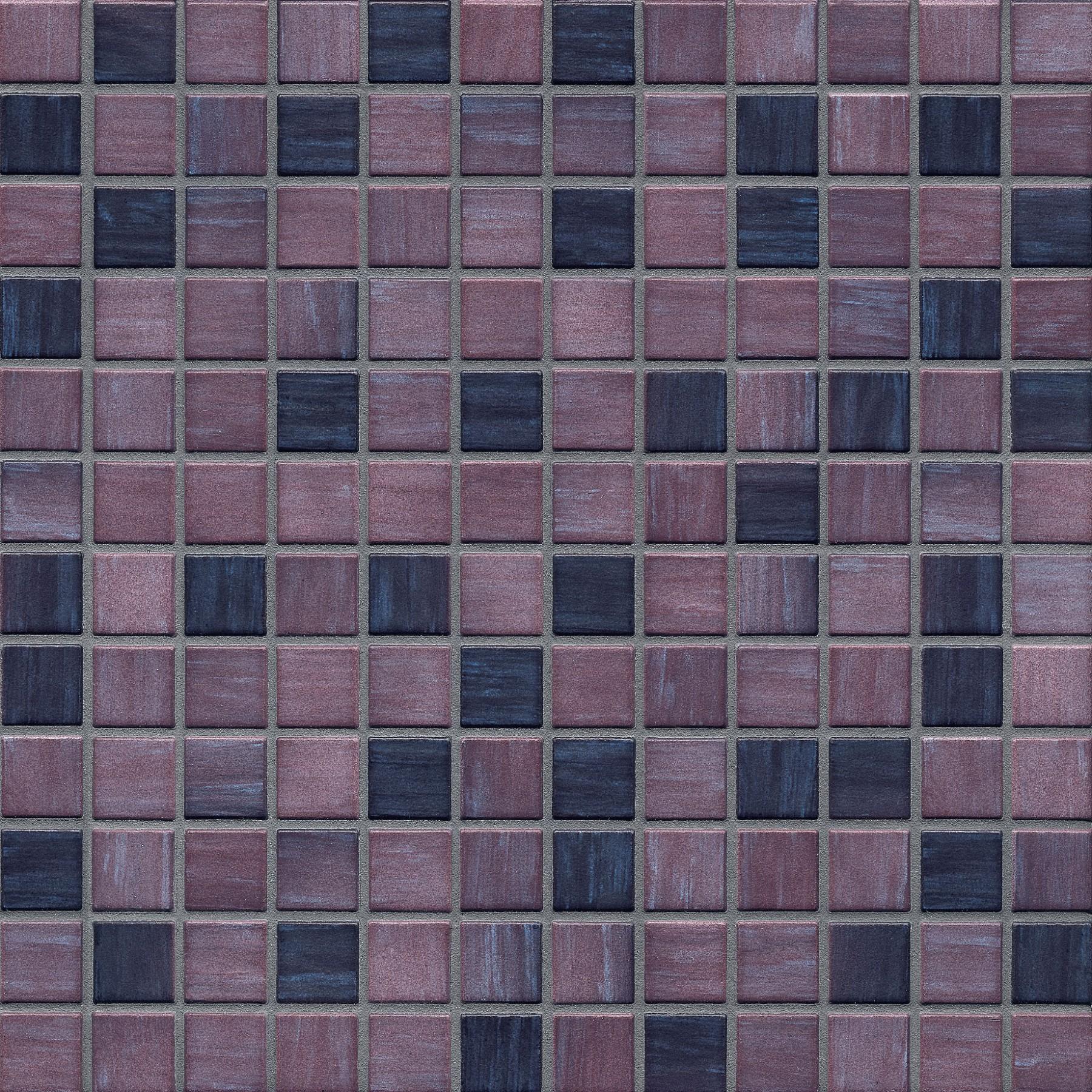 Jasba Homing plum-mix 24x24x6.5 mm 6749H