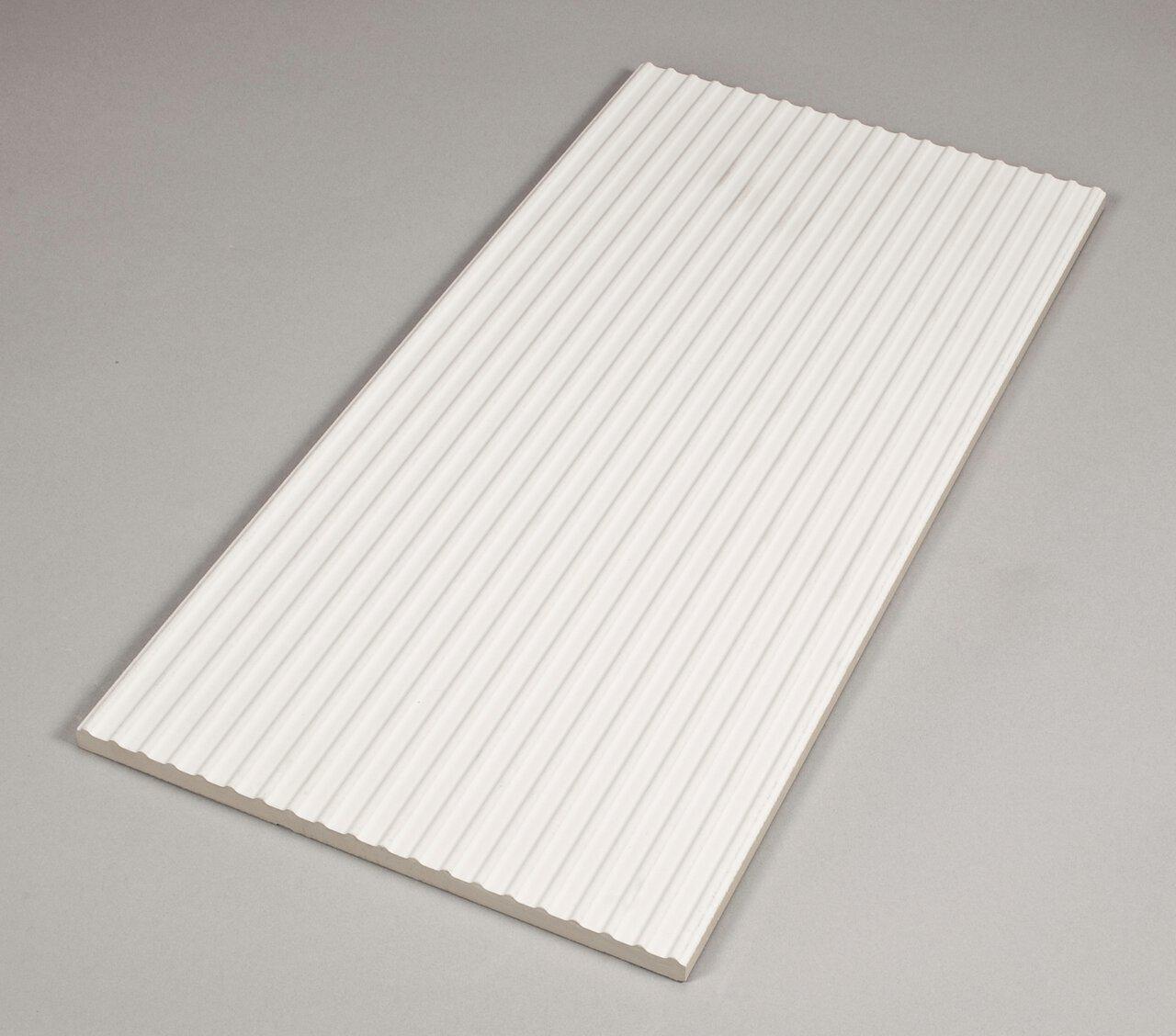 Рифленая плитка 494x244x12.5 мм