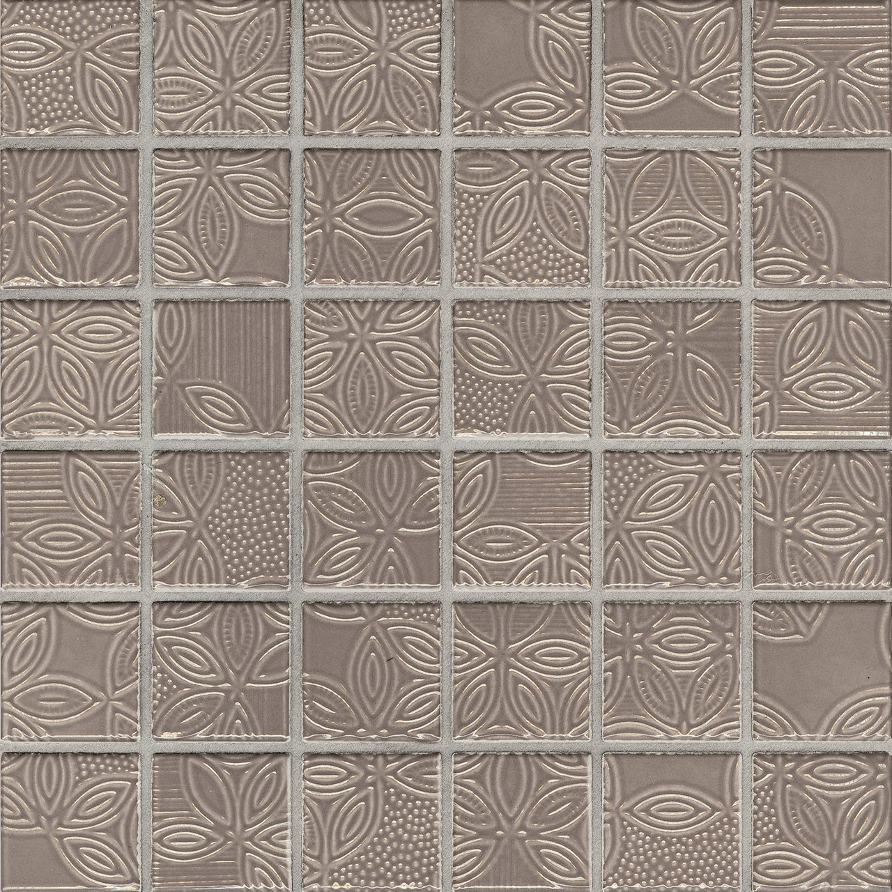 Jasba FLORIS dust intense 47x47x6,5 mm 46151H