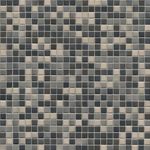 Jasba HIGHLANDS peat-grey mix 12x12x6,5 mm 6507H
