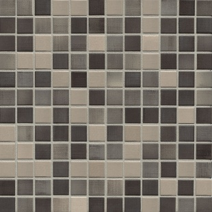 Jasba HIGHLANDS peat-grey mix 24x24x6,5 mm 6597H