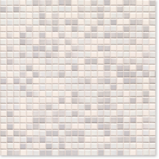 Jasba NATURAL GLAMOUR mother-of-pearl grey-mix 12x12x6.5 mm