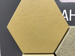 Zahna Fliesen Gelb uni 03 Hexagon 100/115x18 мм