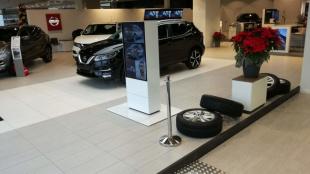 Nissan Pyris 30x60