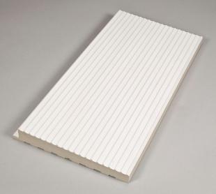 Наклонная рифленая плитка 494x244x23/35 мм