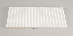 Рифленая плитка 119x244x12.5 мм