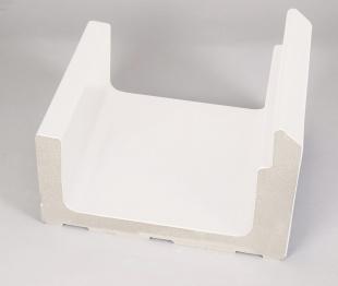 Переливной желоб Stil 244x295x138/194 мм