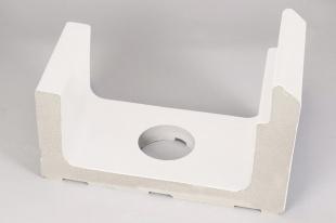 Сток (Ø 86 мм) Stil 119x295x138/194 мм