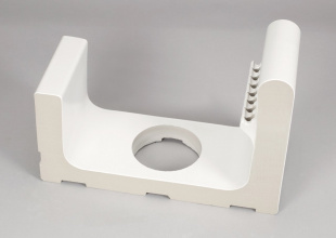 Сток (Ø 86 мм) Silent 119x295x200/140 мм
