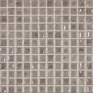 Jasba Amano taupe glossy 24x24x6.5 mm