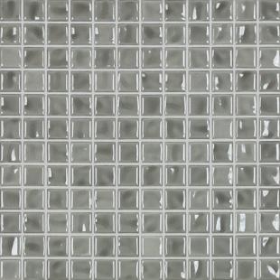 Jasba Amano medium gray glossy 24x24x6.5 mm