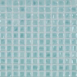 Jasba Amano ice blue glossy 24x24x6.5 mm