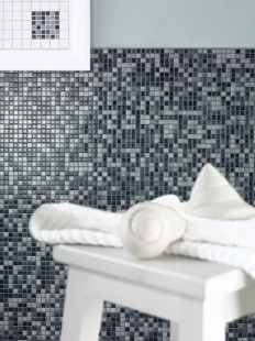Jasba Atelier pearl anthracite mix 12x12x6.5 mm