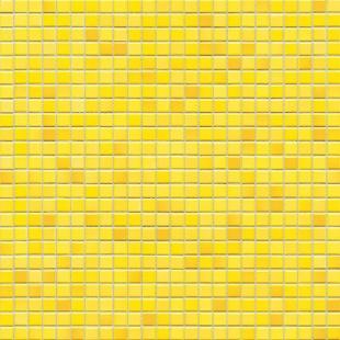 Jasba Atelier sunny yellow mix 12x12x6.5 mm
