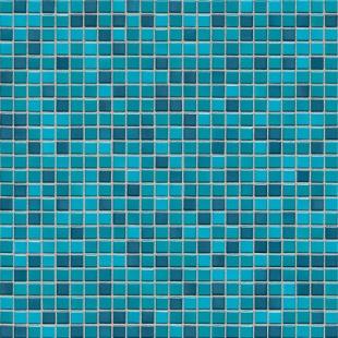 Jasba Atelier turquoise mix 12x12x6.5 mm