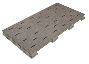 Решетка для бассейна basalt 25x50 cm