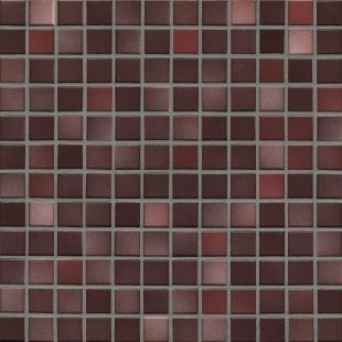 Jasba FRESH mystic red mix glossy 24x24x6,5 mm 41213H